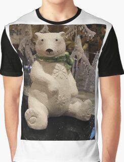 Polar Bear - Sitting - 1 Graphic T-Shirt