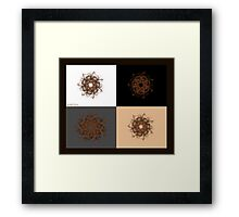 Seasons of Change Framed Print