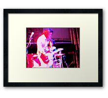 locklear jam Framed Print