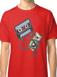 Cassettes Revenge shirt Classic T-Shirt