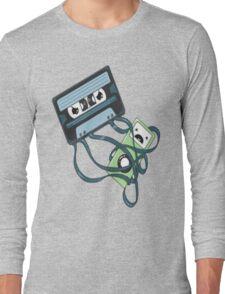 Cassettes Revenge shirt Long Sleeve T-Shirt