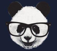 Hipster Panda by Pydrex