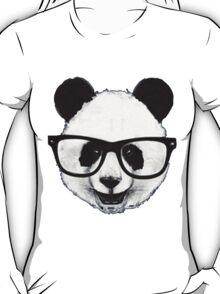 Hipster Panda T-Shirt