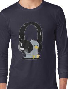 Music Bird Long Sleeve T-Shirt
