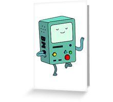 BMO Dance Greeting Card