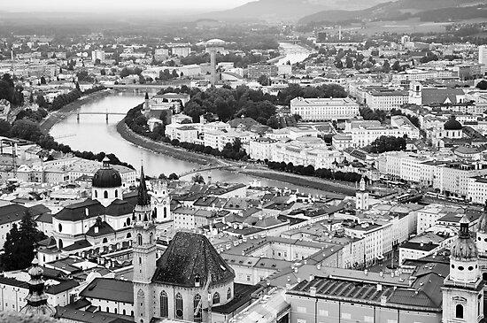 Salzburg 4 by Jane Ruttkayova