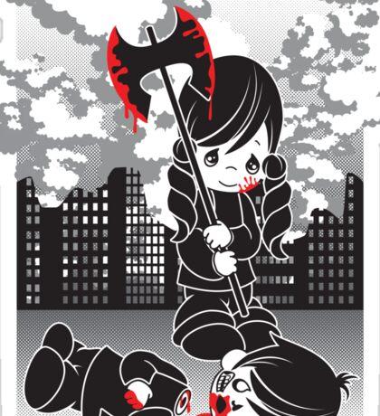 Precious Slayer Girl Sticker