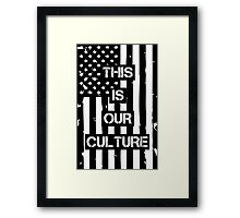 American Beauty/American Psycho (Fall Out Boy) Framed Print