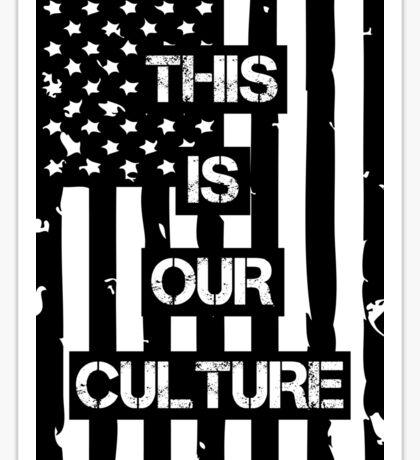 American Beauty/American Psycho (Fall Out Boy) Sticker