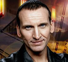 Ninth Doctor by StripperFlandus