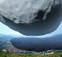 The Scale of Phobos by Ludovic Celle