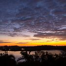 Tweed Heads Sunrise by Sherene Clow
