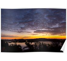 Tweed Heads Sunrise Poster