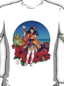 Uchinanchu Mahou Shoujo T-Shirt