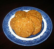 Crispy, Crunchy, Crumbly Cookies by kathrynsgallery