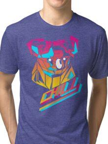 Koala Chillin Tri-blend T-Shirt