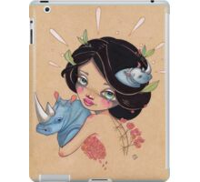 The Protector iPad Case/Skin