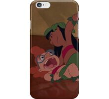 hawaiian beat down iPhone Case/Skin