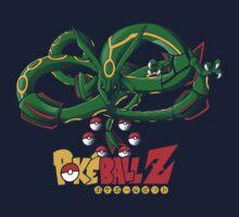 Pokéball Z by FuranSan