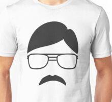 """Strange Uncle"" Silhouette Unisex T-Shirt"