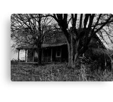 Suclussion... just me and you Canvas Print