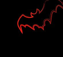 FLYING BAT by deviloblivious