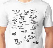 bondi peeps Unisex T-Shirt
