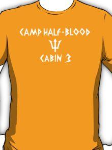 Camp Half-Blood - Cabin 3 T-Shirt