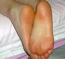 Soles at Rest by photobylorne