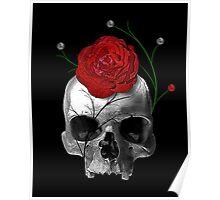 Death's Rose Poster