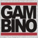 RUN GAMBINO by Dev Ramkissoon