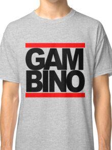 RUN GAMBINO Classic T-Shirt