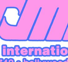 RM International Sticker