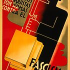 Los Libros Anarquistas Son Armas Contra El Fascismo = Anarchist Books Are Weapons Against Fascism by ziruc