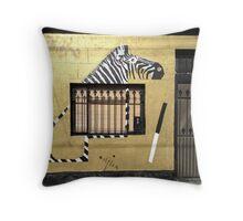 Collingwood - Zebra Throw Pillow