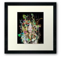 Stalactite Framed Print
