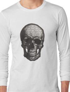 Famous Skull Long Sleeve T-Shirt