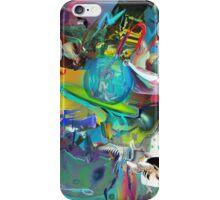 Microcrystalline Tendrils iPhone Case/Skin