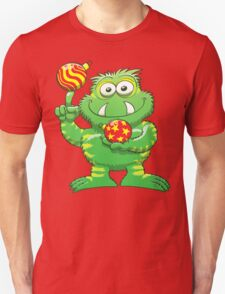 Christmas Monster Unisex T-Shirt