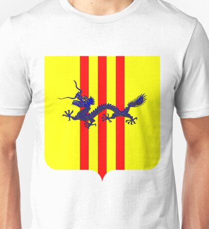 Coat of Arms of South Vietnam (1954 - 1955) Unisex T-Shirt