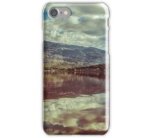Morning reflections iPhone Case/Skin