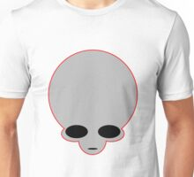 Alien Grey Unisex T-Shirt