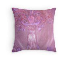 Divine Feminine Throw Pillow