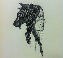 Wolfman by mufacita