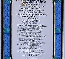 Celtic Wisdom by Marta Lett