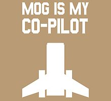 Mog Is My Co-Pilot by sterlingarts
