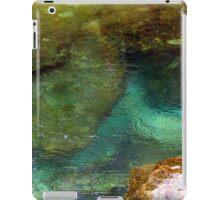 The Eye, Rock Springs iPad Case/Skin
