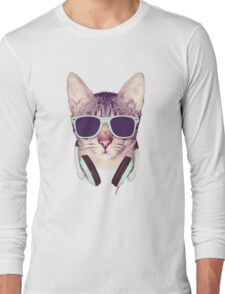 Cool Cat Long Sleeve T-Shirt