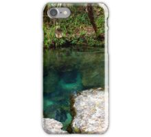 A Clear View, Rock Springs iPhone Case/Skin