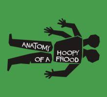 Anatomy of a Hoopy Frood Kids Clothes